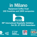 HOST 2015. INNOVATION, INTERNATIONALIZATION, QUALITY.